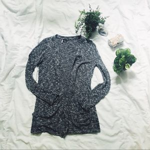 Marled Cardigan w/ Pockets from Urban Outfitters